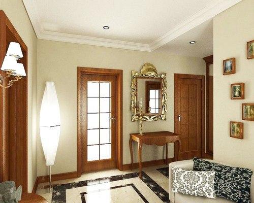 элегантное помещение