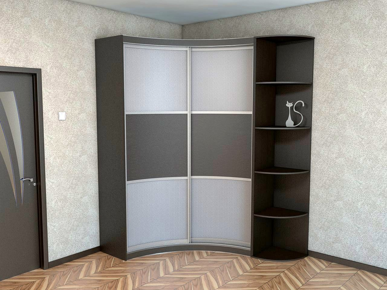 угловой шкаф Гостиная