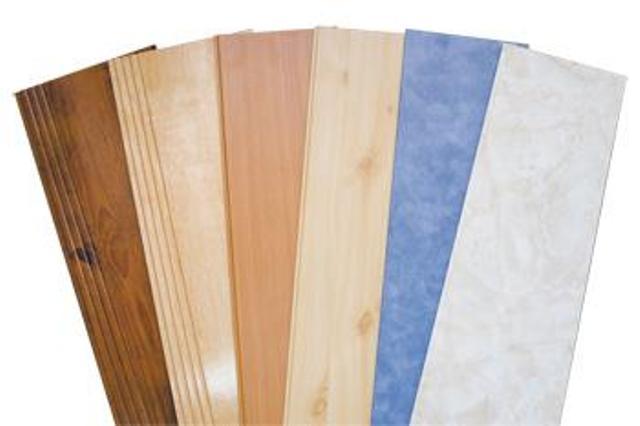 Виды потолочных панелей
